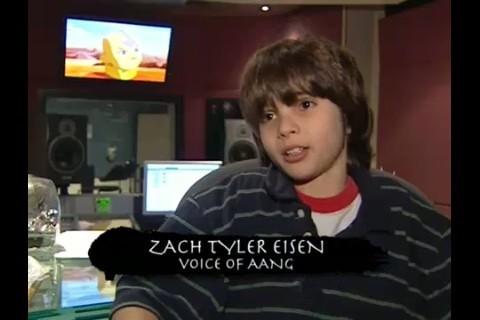 Zach Tyler Eisen as a child