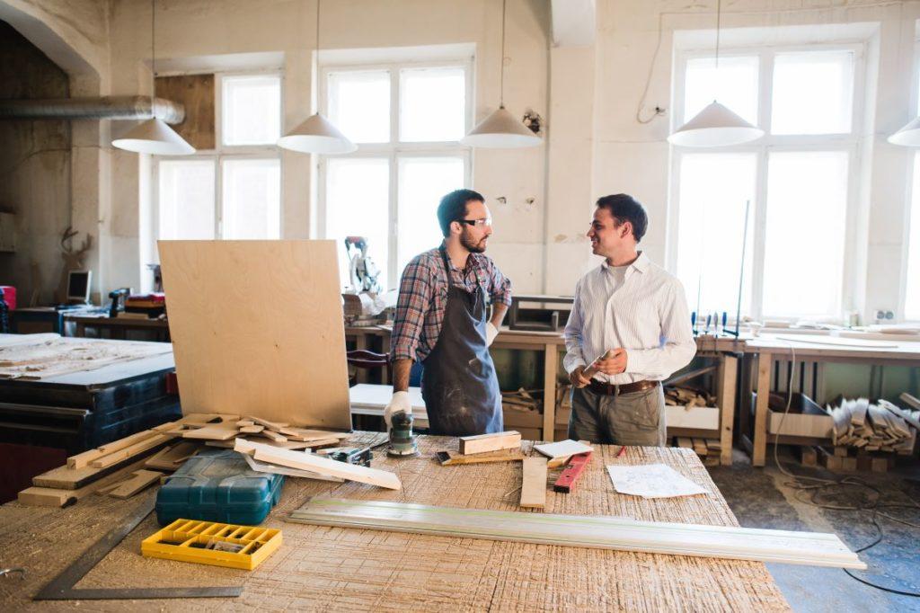workshop woodworking