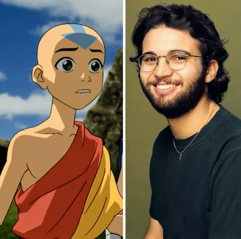 aang voice actor