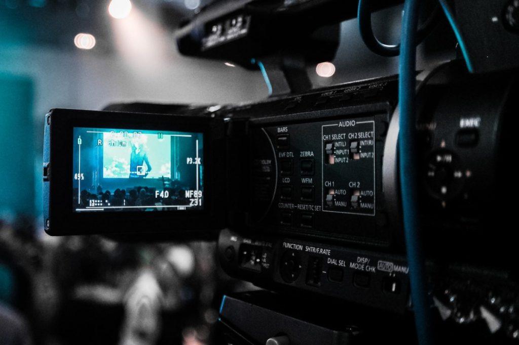 camera recording
